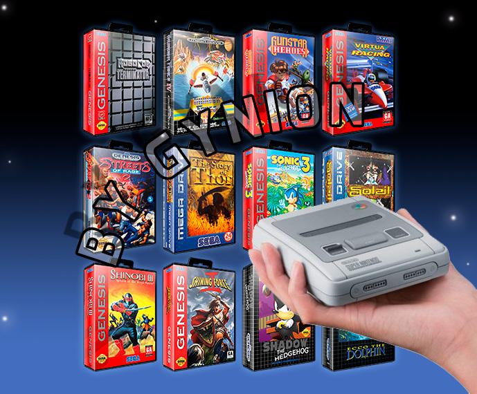 Video Art Games 987 Iconos 3d De Juegos De Sega Megadrive Snes Y