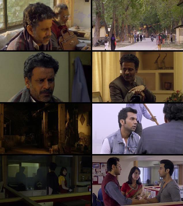 Aligarh 2016 Hindi 720p HDRip