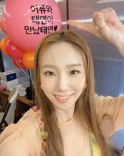 SNSD Taeyeon APIEU