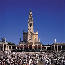Fatima, the world's famous Catholic Center
