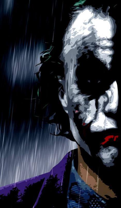 The Dark Knight Joker Wallpaper For Mobile Vinny Oleo Vegetal Info