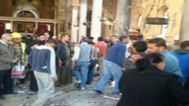 تعرف على أول من مات في حادثة تفجير الكاتدرائية المرقصية بالعباسية