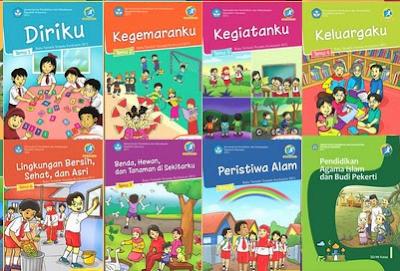 Buku Tematik Terpadu Kurikulum 2013 Edisi Revisi 2014