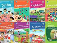 Buku Tematik Terpadu Kurikulum 2013 SD Download Gratis