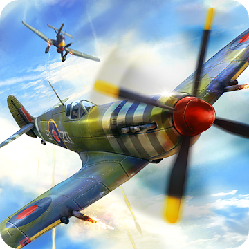 Warplanes: WW2 Dogfight v1.1.1 Para Hileli Mod