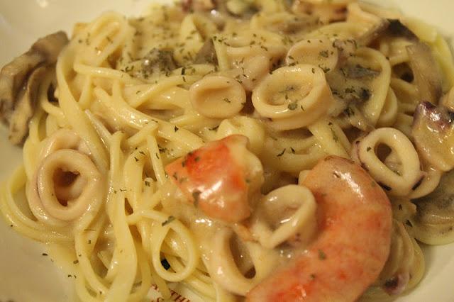 Spagheti Carbonara
