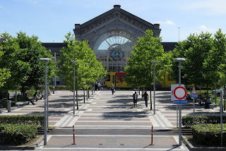Navette Gare de Charleroi Aéroport Charleroi Bruxelles Sud