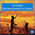 15/04 - Dia Internacional do Ciclista