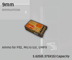 9-миллиметровые патроны
