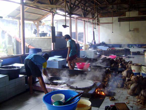 Pabrik Pembuatan Galendo