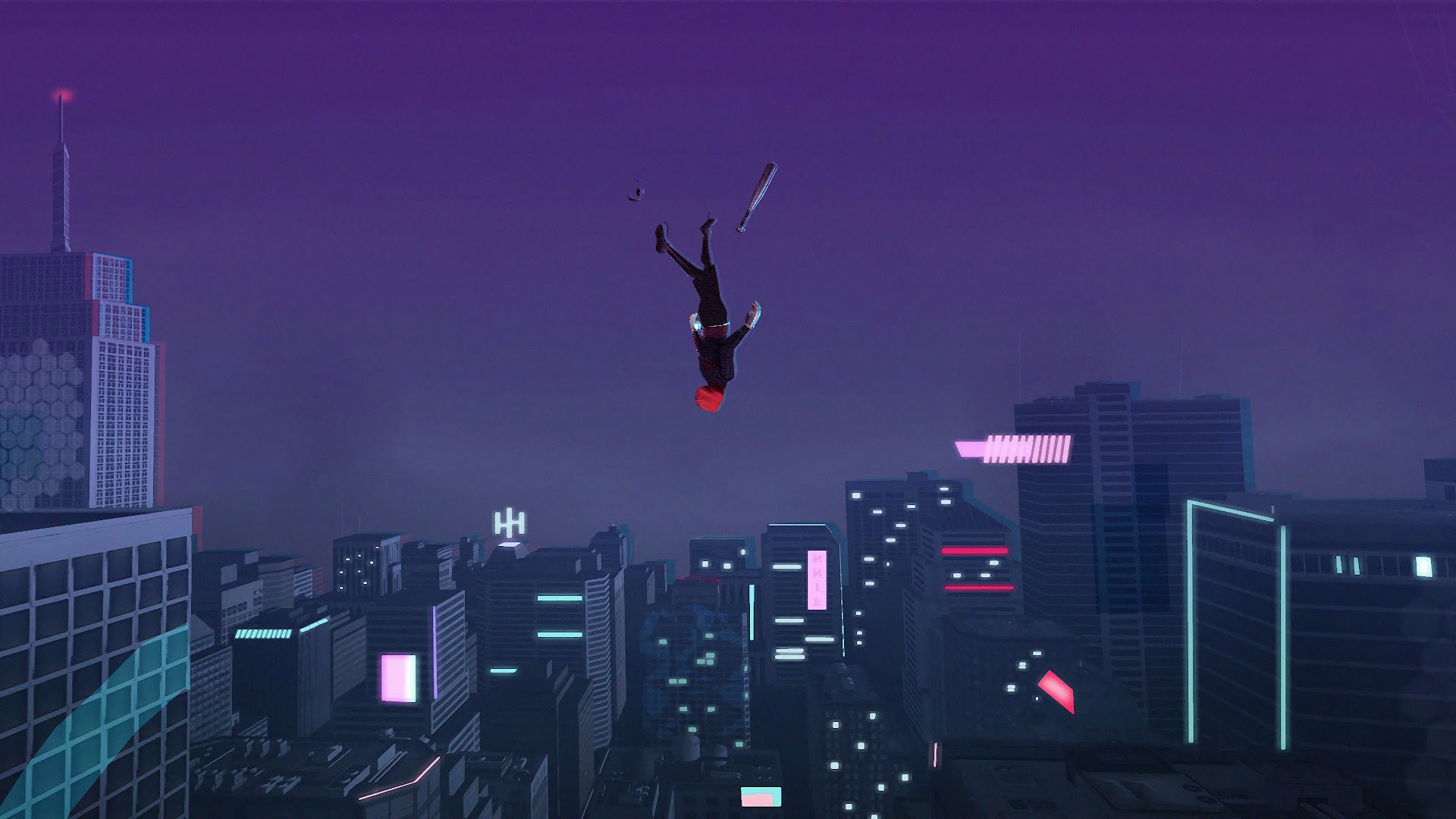 Spider Man Into The Spider Verse 4k 3840x2160 Wallpaper 16