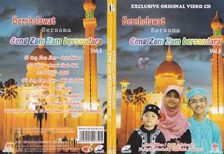 Ceng Zam-Zam Bersaudara Indahnya Bersholawat Vol. 5