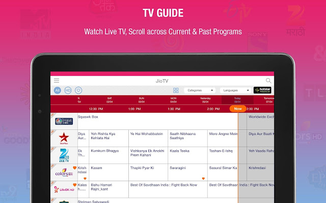 Reliance JioTV Web Version Pulled Down Due to 'Technical Litigation' Issues