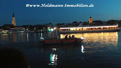 Donau in Flammen (Vilshofen)