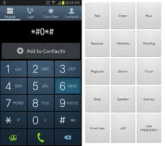 Cara cek kerusakan hp samsung android : Trik cek kerusakan Hp Android dengan kode rahasia