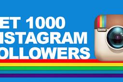 1000 Free Instagram Followers Instantly