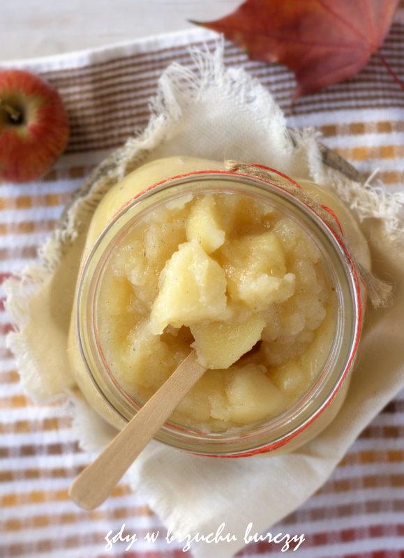 Mus jabłkowy na zimę
