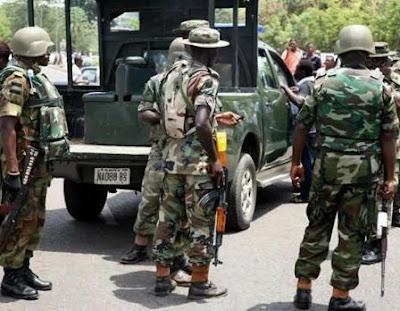 Nigerian army arrest Maje Lawan, a wanted Boko Haram terrorist