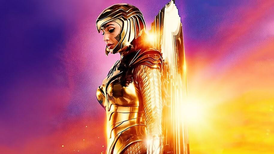 Wonder Woman 1984, Golden Eagle Armor, 4K, #7.1567