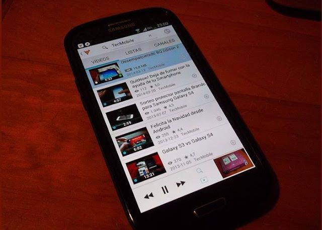 تحميل تطبيق  PVSTAR ProByLM  لتشغيل الفيديوهات على اليوتيوب بدون أنترنت