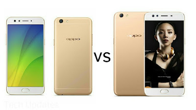 Oppo F3 vs OPPO F3 Plus : What's The Difference?
