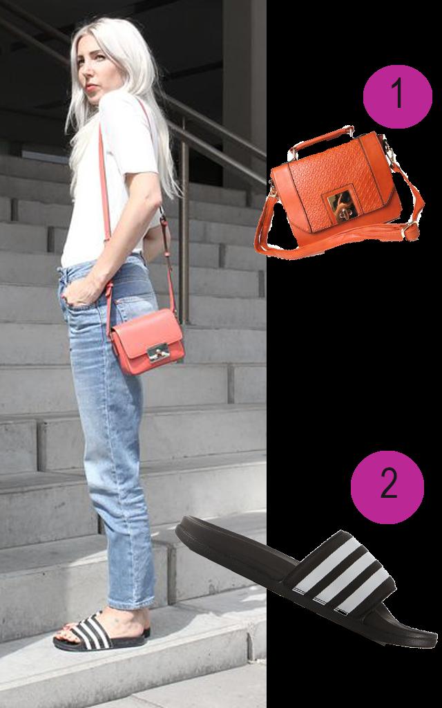 Get The Look (Roube o look): 3 opções de como usar chinelo slide (adilette)