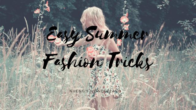 Easy Summer Fashion Tricks - Zaful