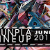 GunPla Lineup June 2017