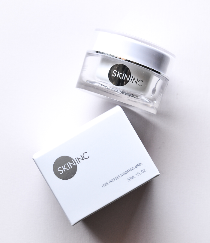 SkinInc Pure Deepsea Hydrating Mask - Review