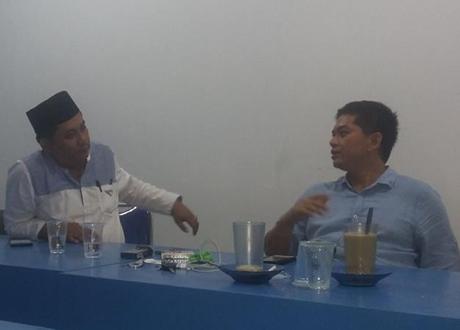 Terkait Kenaikan Dana RT/RW, Mahesa Tuntut Mahyeldi Penuhi Janji