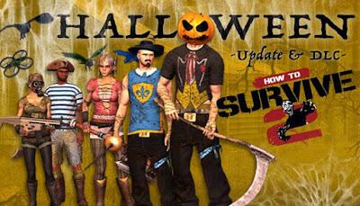 How To Survive 2: Halloween update