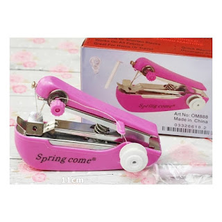 mesin jahit mini staples spring come