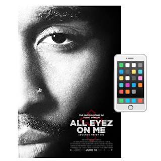 All Eyez On Me iPhone Scene