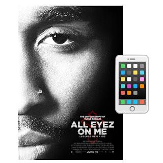All Eyez On Me iPhone Scene