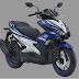Harga dan Spesifikasi Yamaha Aerox 155 VVA terbaru 2017
