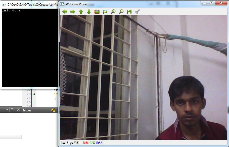 Displaying Webcam Video Life2coding
