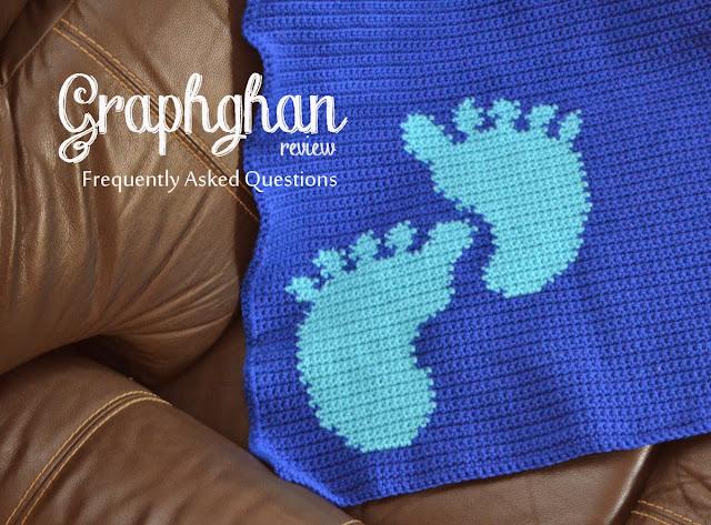 crochet graphghan