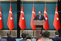 Presidential Spokesperson İbrahim Kalın