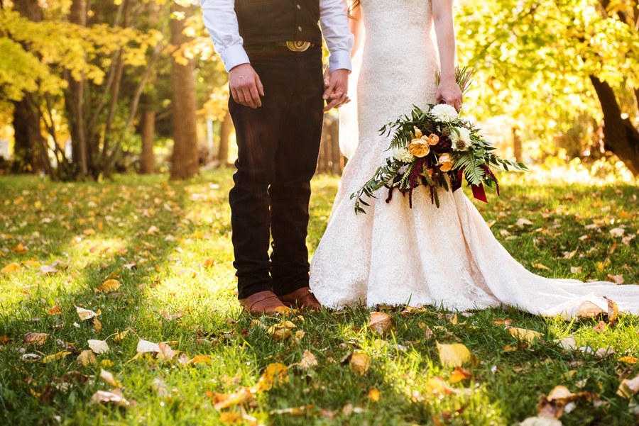 Fall Wedding / Cali Frankovic Photography