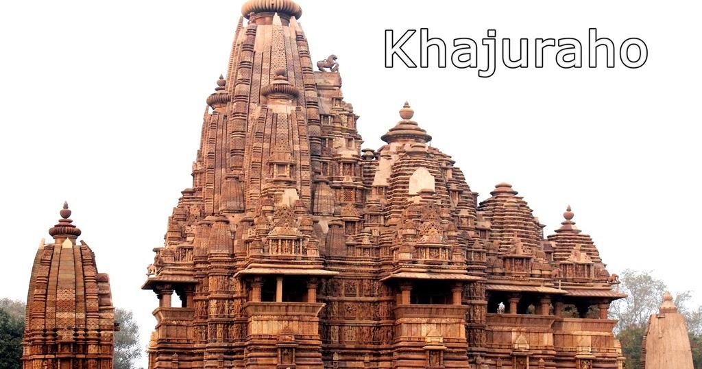 Road Trip Through Madhya Pradesh - Last Stop - Khajuraho and
