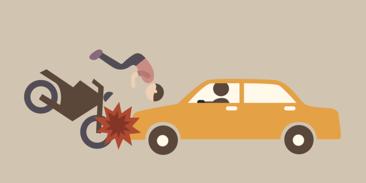 Berkendara Sambil Disuapin Pacar, Sejoli Tewas Tabrak Truk