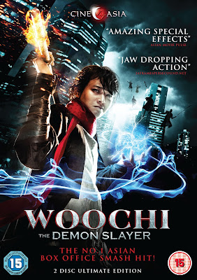 Woochi วูชิ ศึกเทพยุทธทะลุภพ
