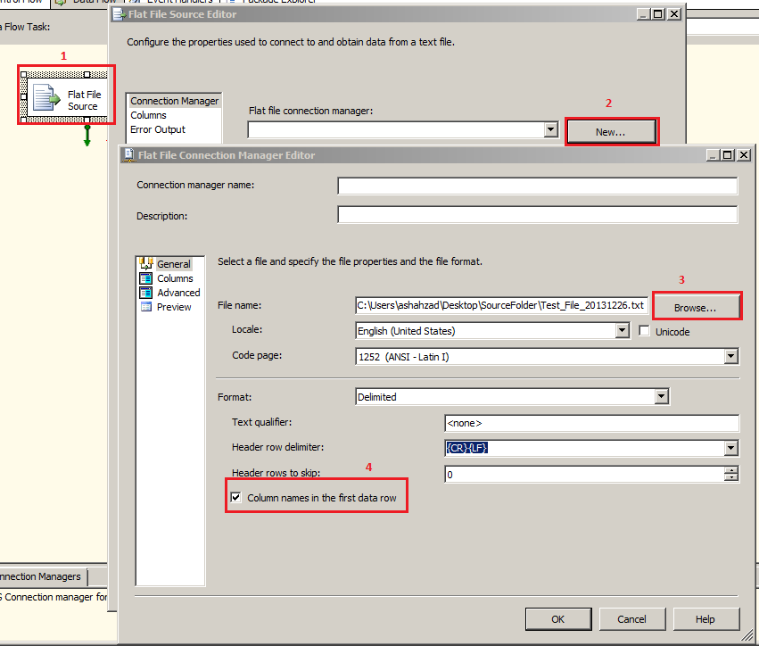 Welcome To TechBrothersIT: SSIS- How to Redirect Duplicate