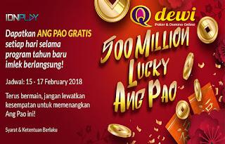 Gratis Ang Pao Judi Poker Online Server IDN Play QDewi.net