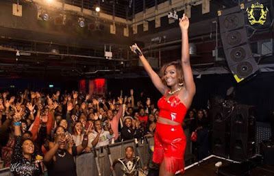 Simi concert in London