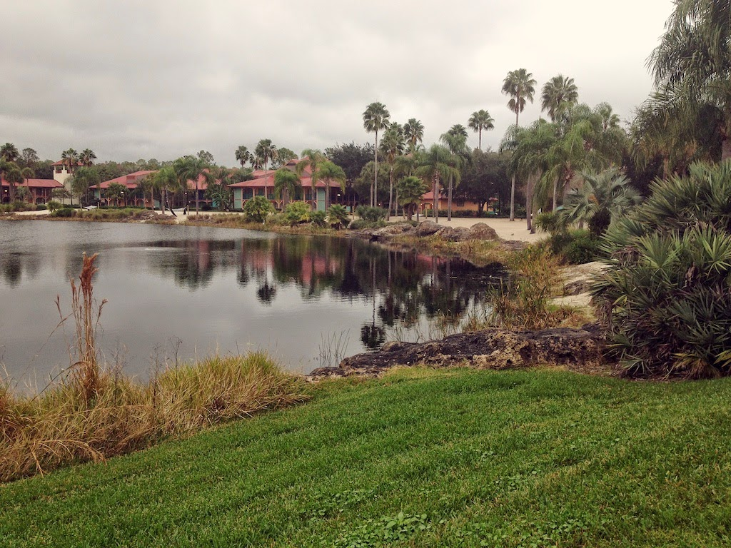 Coronado Springs Resort Lake