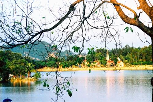 Hình Ảnh Hồ Thung Mây Quỳ Hợp