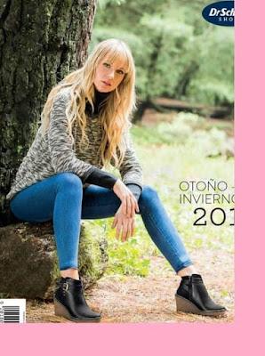 Catalogo online Dr schoolls Shoes  2018 Otoño Invierno
