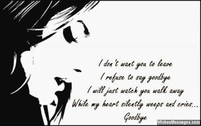 Quotes About Walking Away From Friendship: i don't want you to leave i refuse to say goodbye
