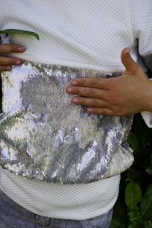 Hoe naaien met pailletten?